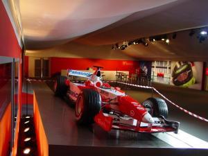 VIP-Zelt an der F1-Rennstrecke