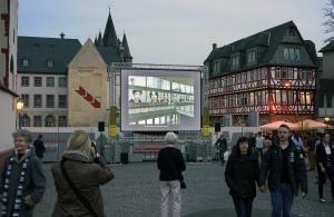 Luminale 2014 – Internationale Lichtkultur in der Messestadt Frankfurt