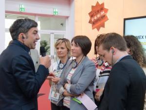 "MICE Club mit Plenumsdiskussion zum Thema ""Compliance"" auf dem  MEETINGPLACE Germany"