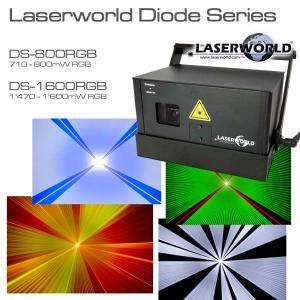 Preissturz mit der neuen Diode Serie von Laserworld bei Lasersystemen mit reiner Diodenbestückung