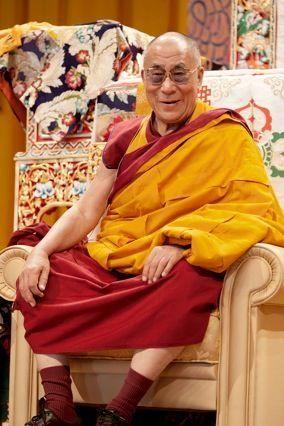 Der Dalai Lama kommt nach Hamburg