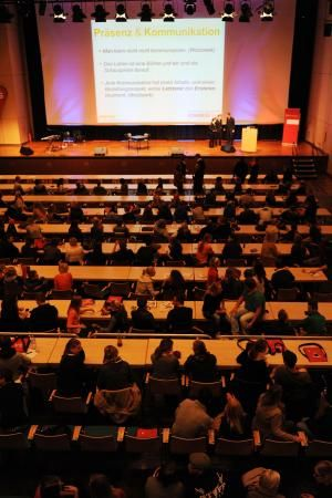 Forum VIA Münster öffnet sich neuer Zielgruppe und veranstaltet klimaneutralen Kongress