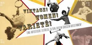 Großartige Frauen in Zirkus Variete und Artistik