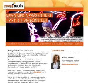 memoLetter 08.2014