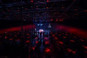 Neptunus baut temporären Showroom für den neuen Audi TT