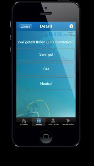 4. CSU-Netzkongress in München: G+B Interactive Event Vote ermöglicht interaktive Einbindung der Kongressteilnehmer