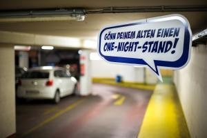 marbet punktet mit One-Night-Stand-Aktion doppelt