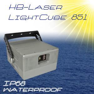 HB-Laser mit neuer, IP68 wasserdichter Laser Serie