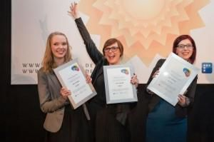 Gold für Svenja Ackermann beim 10. Internationaler Nachwuchs Event Award