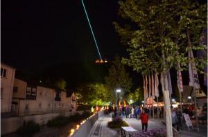 Laser SkyBeam