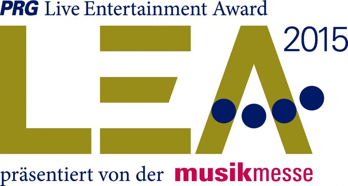 10. PRG Live Entertainment Award: Nominierungen in fünf weiteren Kategorien stehen fest