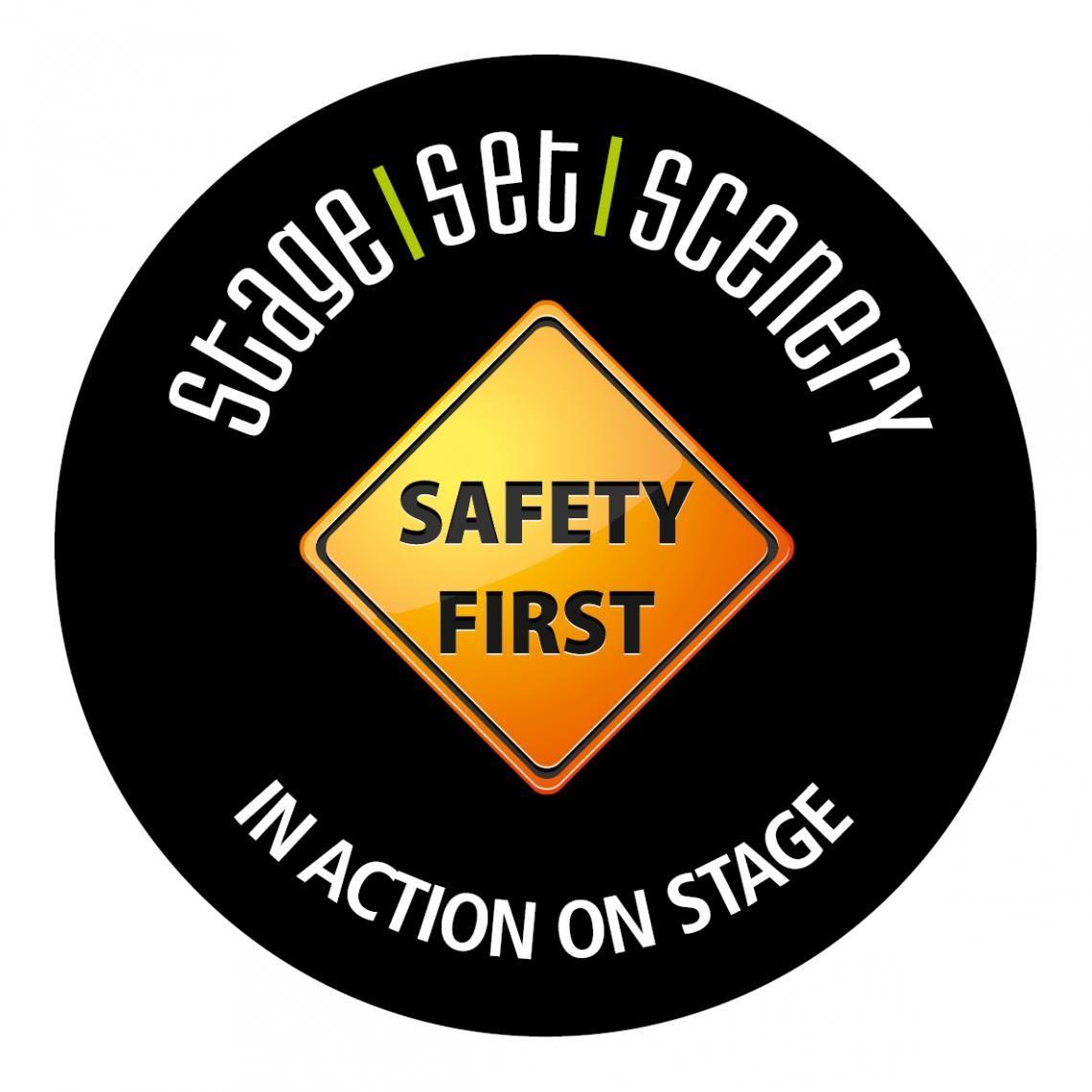 Besuchersicherheit ist großes Thema auf der Stage/Set/Scenery in Berlin vom 9. bis 11. Juni 2015
