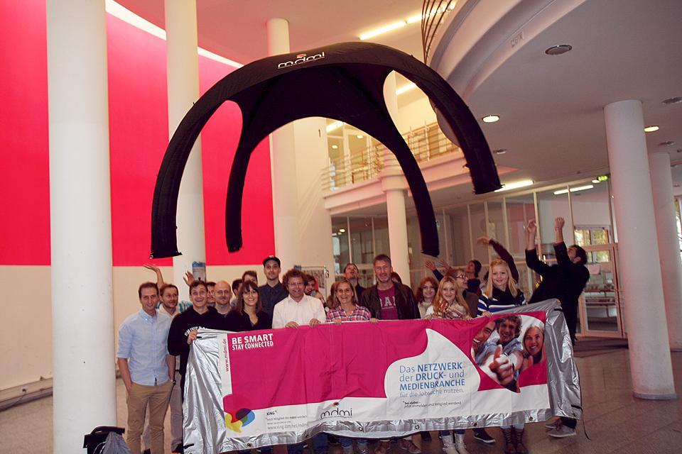 X-GLOO kooperiert mit Hochschule München