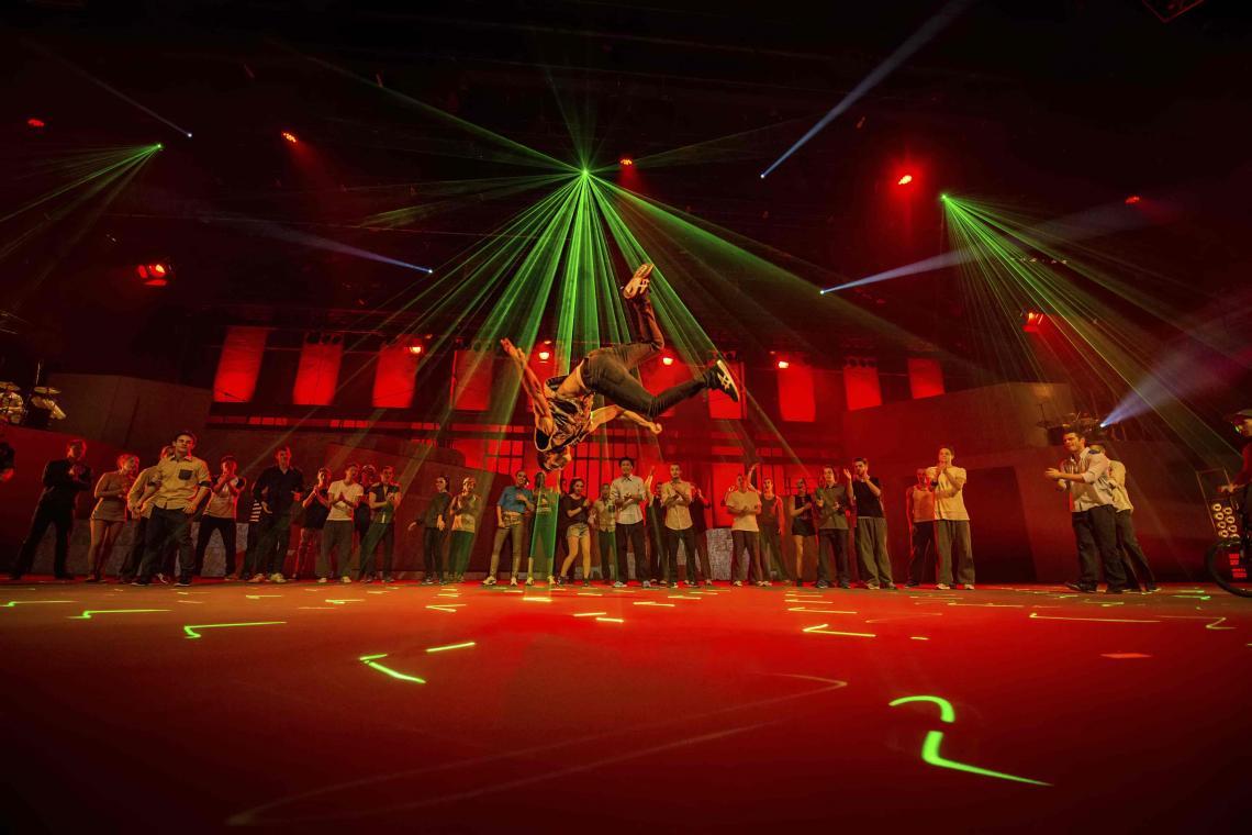 Urbanatix ist Show-Highlight der Ruhr Games Anfang Juni