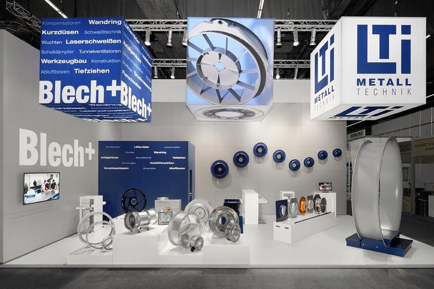 Produkt im Fokus – mit klarer Ästhetik auf der ISH 2015 in Frankfurt inszeniert