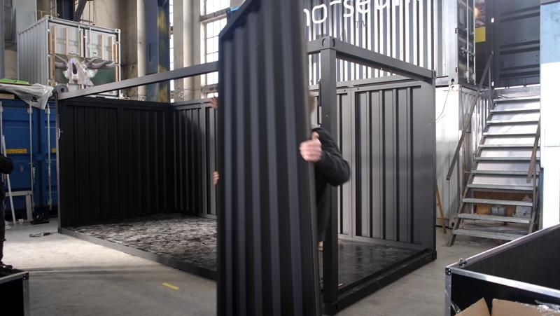 Produktneuheit: Der Faltcontainer