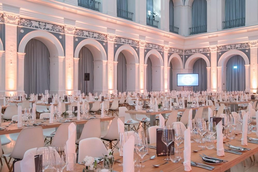 430 Gäste in der Handelskammer Hamburg