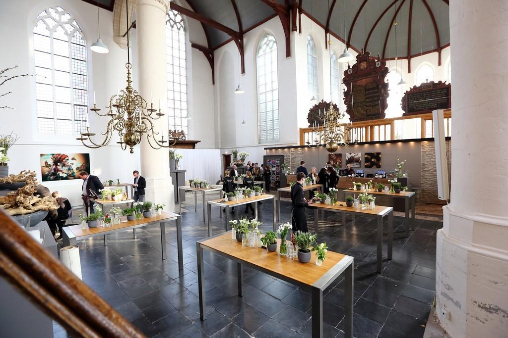 WKR Congres in der Oude Jeroenskerk in Noordwijk
