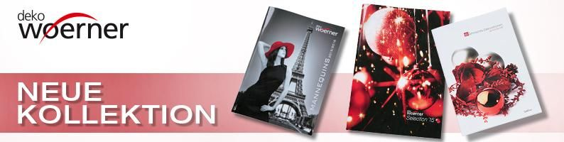 Deko Spezialist - Die Kunst der Verwandlung – raffinierte Gestaltungsideen in drei neuen Katalogen