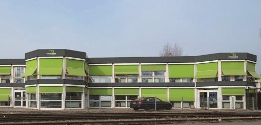 Neuer Name für Graeff Container GmbH/Losberger