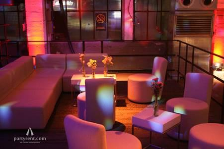 Party Rent kooperiert mit der Fredenhagenhalle