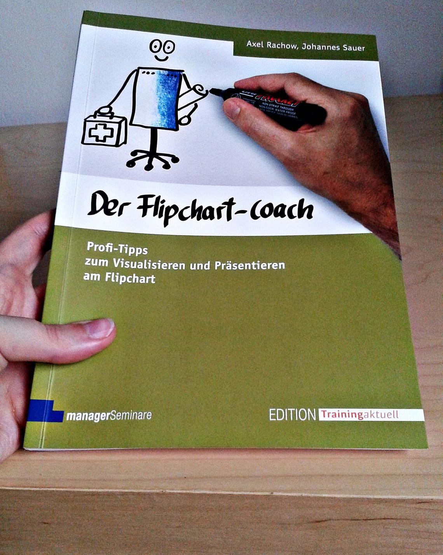 Der Flipchart-Coach kommt nach Mannheim - Workshop am 20.7.