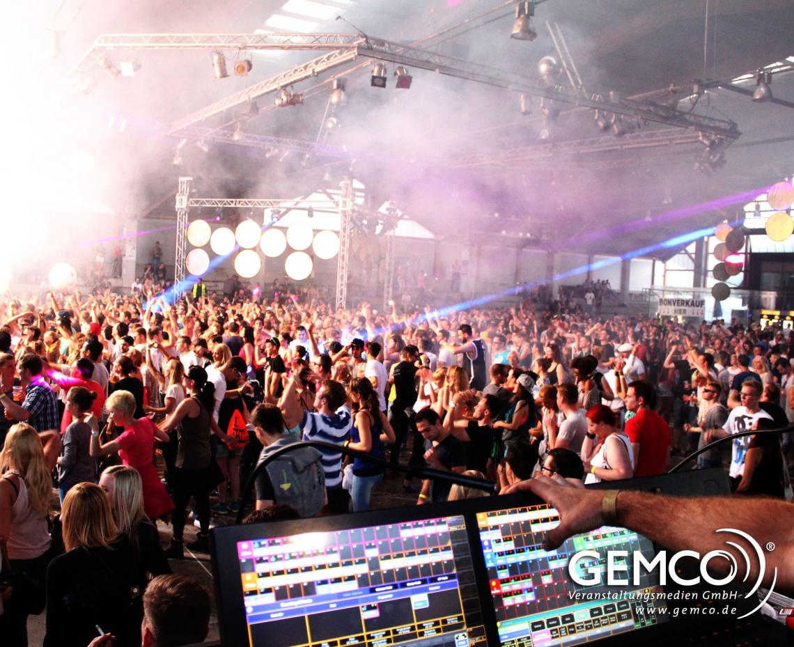 Songkran Electronic Musik Festival 2015 – Neckarinsel Esslingen