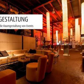 Party Rent ver�ffentlicht Whitepaper zum Thema Raumgestaltung