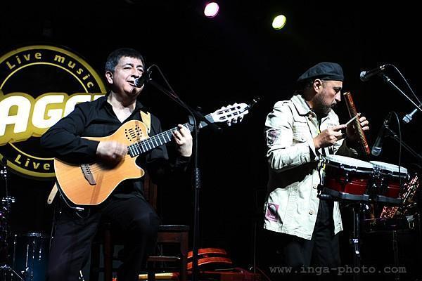 Südamerika trifft Köln: Manuel Torres spielt auf Festival