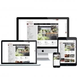 Relaunch und mobile Website f�r Party Rent Group - Mehr Inspiration, mehr Information