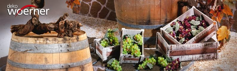 deko Spezialist Woerner  - Weinevents ziehen an