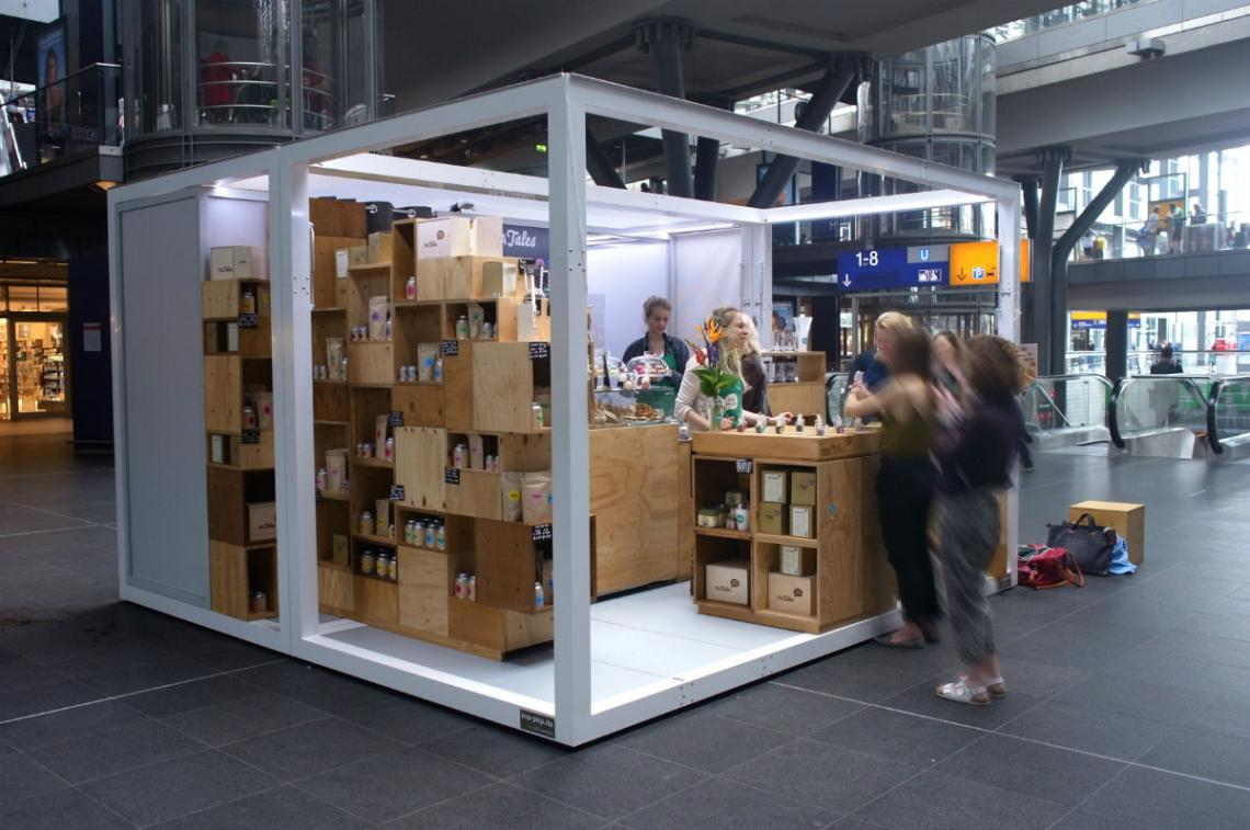 Über Tee: TeaTales am Hauptbahnhof