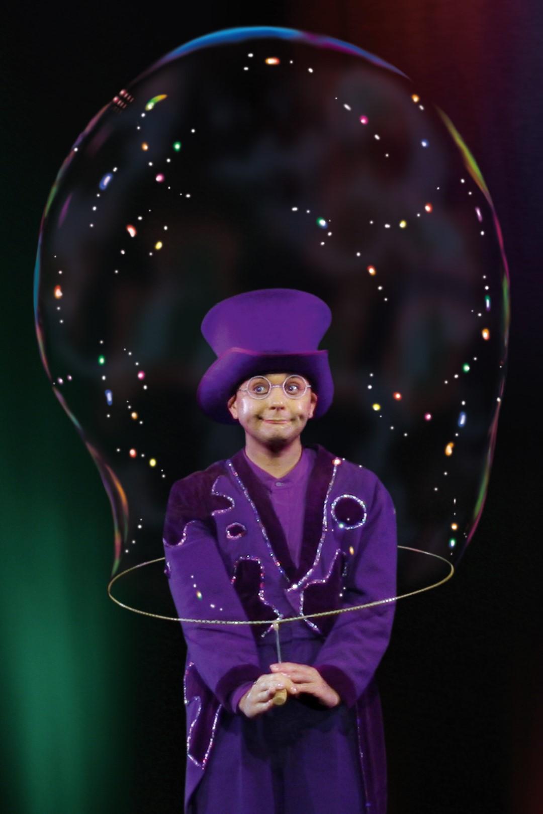 """Veranstaltungspremiere: """"Magie in der Orangerie – Die 1. Kirchheimbolander Varieté-Nacht"""""""