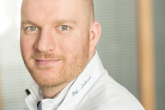 """Executive Küchenchef Philipp Liebisch bietet """"Drei-Aromen-Programm"""""""