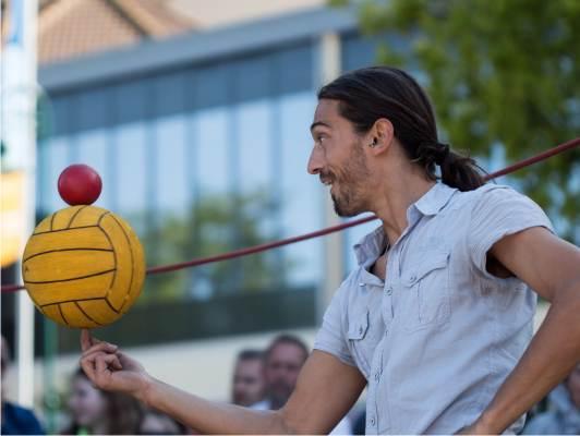 Die Insel Usedom lädt zum spartenoffenen 17. Internationalen Kleinkunstfestival