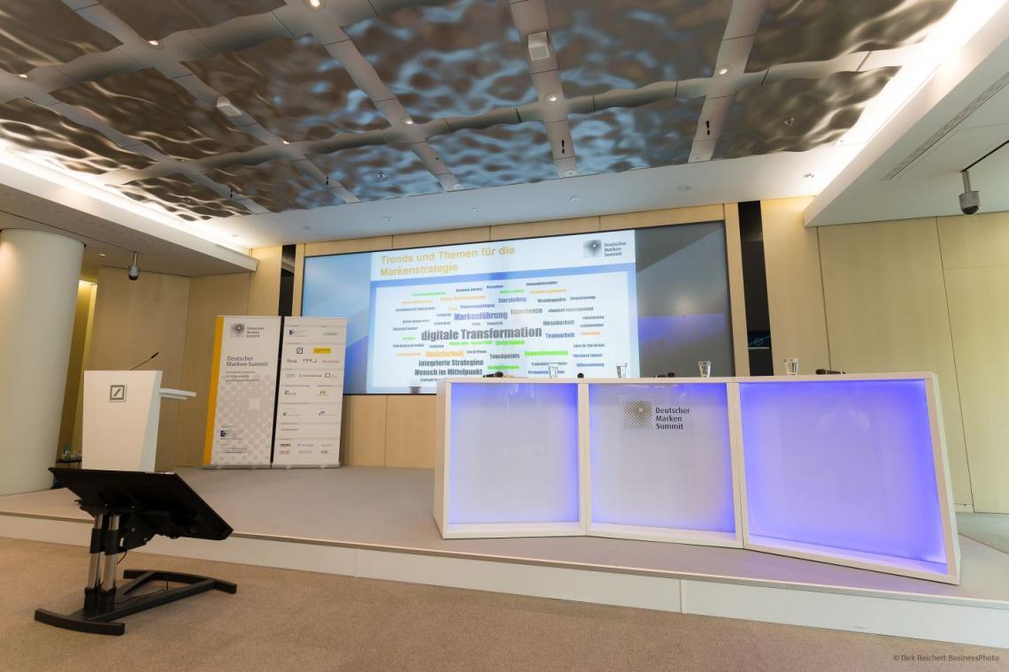 G+B Interactive von G+B unterstützt Deutschen Marken-Summit