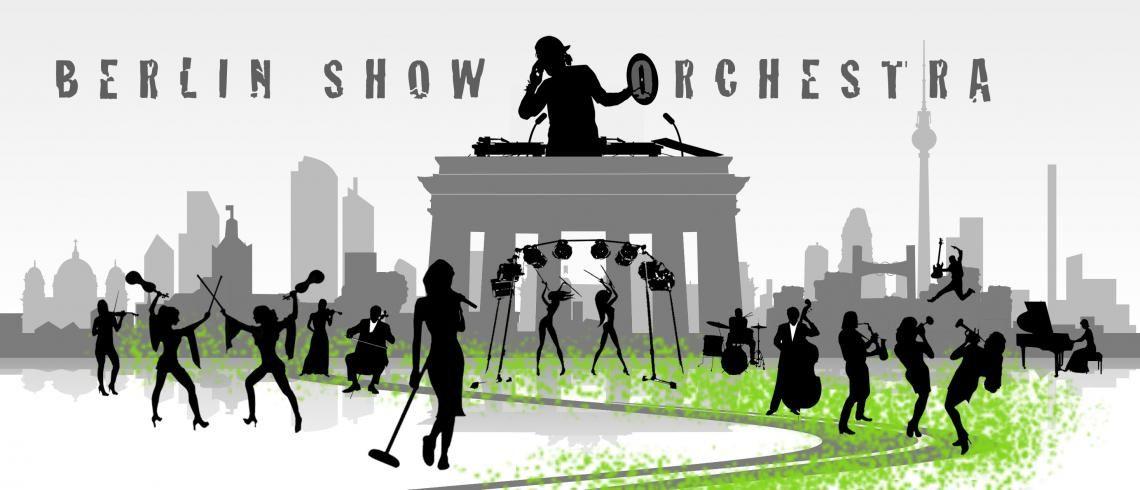 Berlin Show Orchestra feiert Weltpremiere