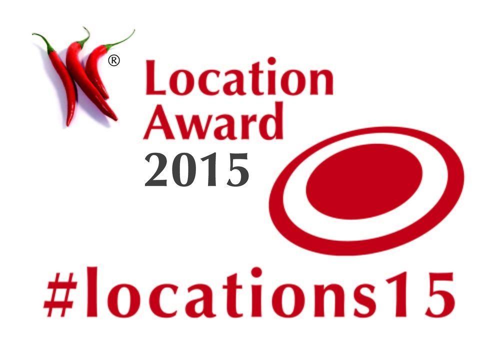 Die Gewinner des Location Award 2015!