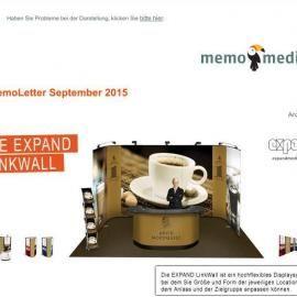 memoLetter 09.2015