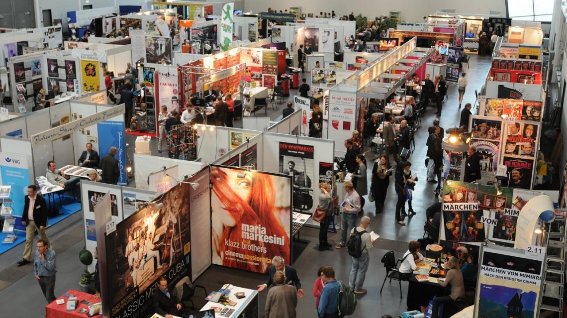 INTHEGA-Herbsttagung und der Theatermarkt 2015 in Bielefeld