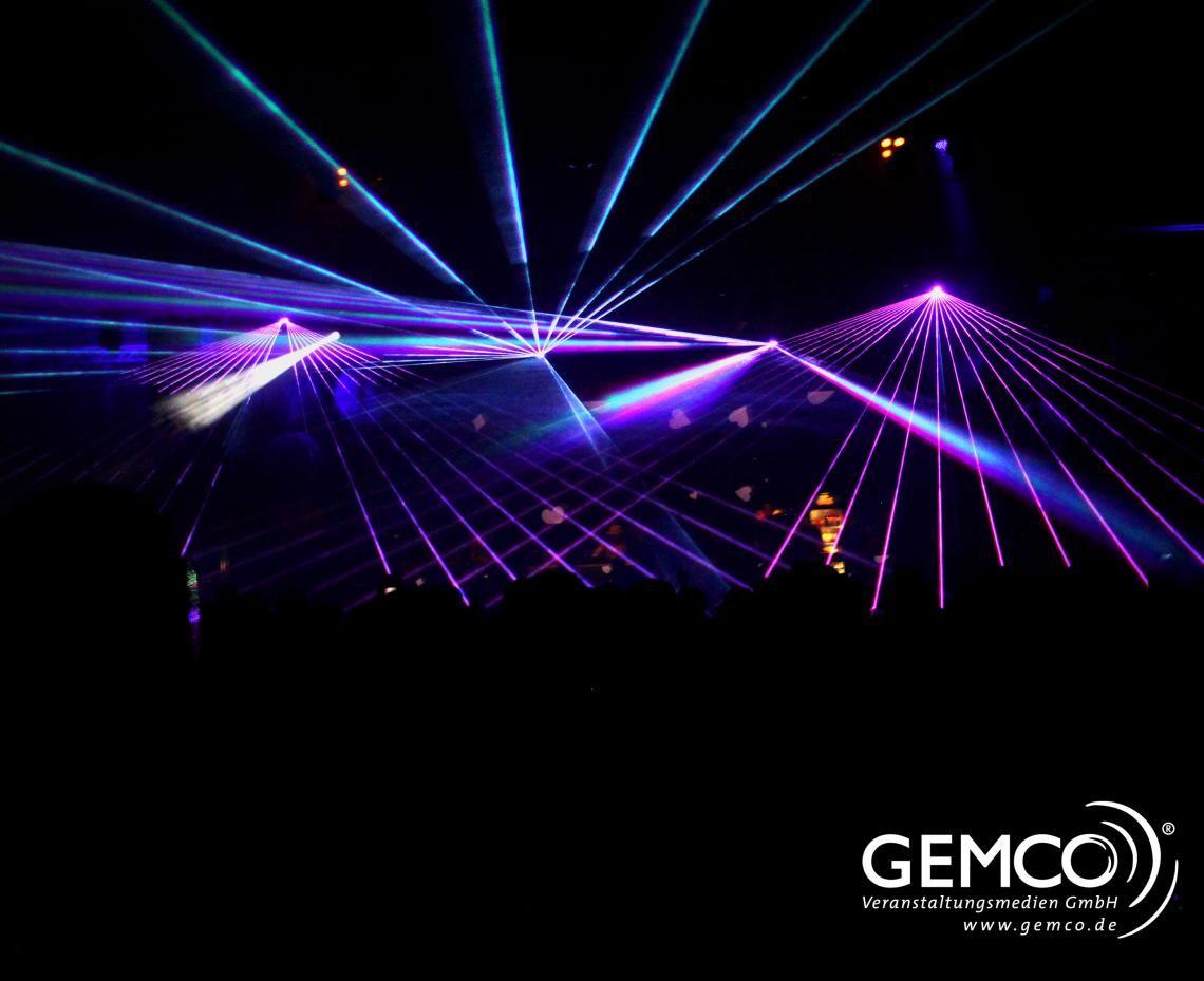 Songkran Electronic Musik Festival die Zweite - GEMCO verantwortlich für die Umsetzung der Licht-, Ton- und Bühnentechnik