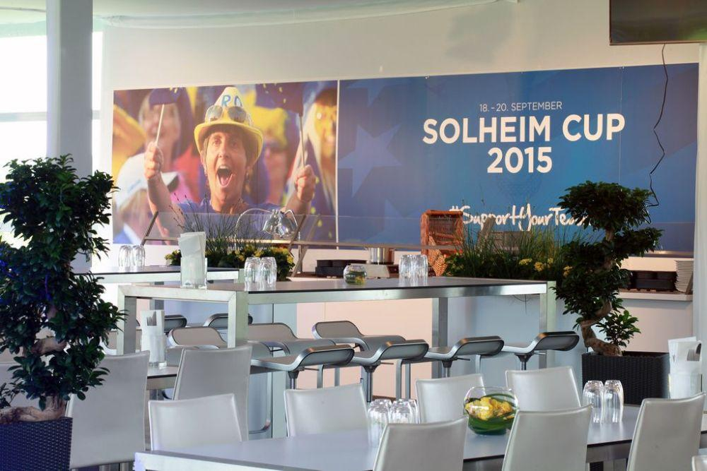 Solheim Cup 2015 im Golf Club St. Leon-Rot Prestige-Event im Damengolf