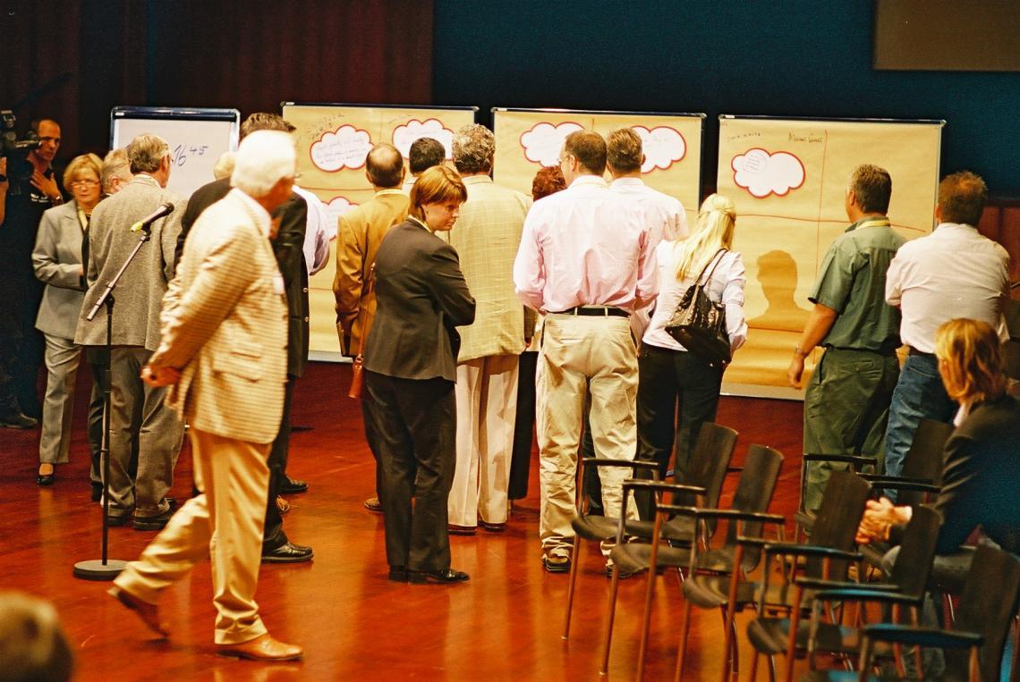 Führen von Projektteams in der Eventbranche
