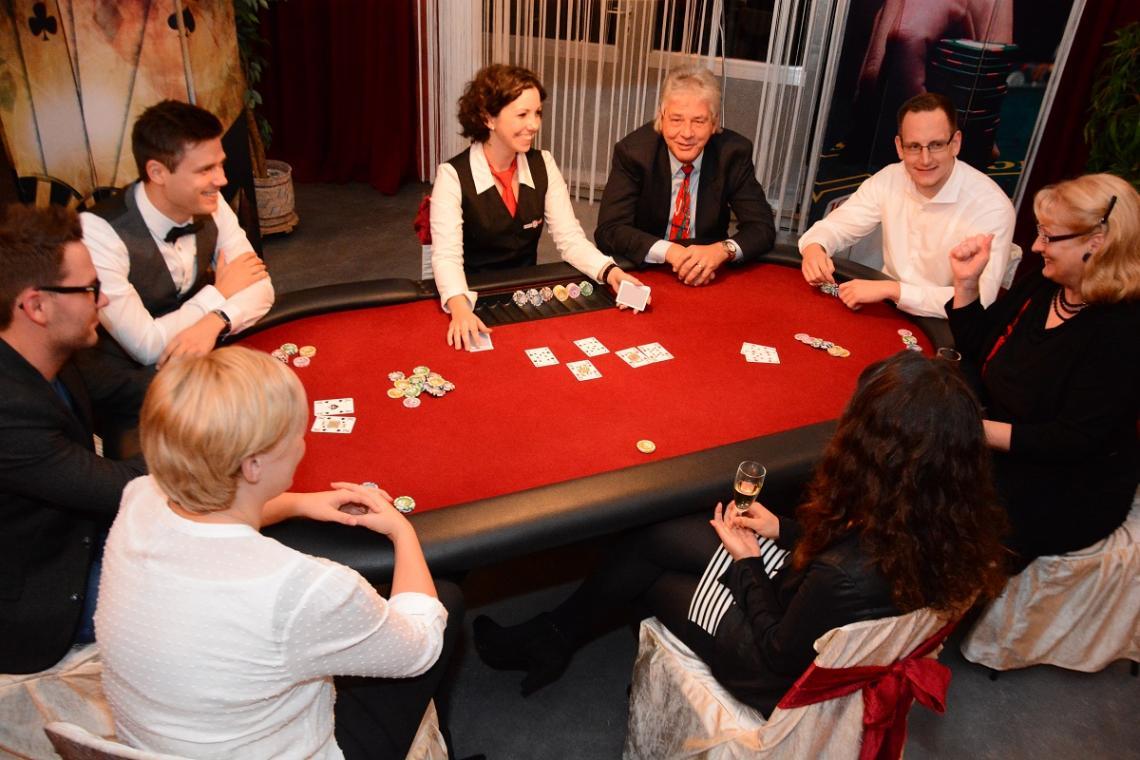 Frischer Wind für Seminare - Poker Seminare im Business