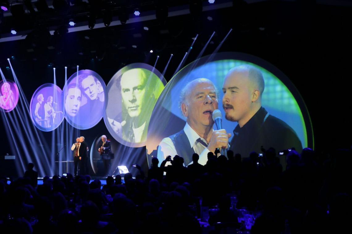 Deutscher Nachhaltigkeitspreis ehrt die Band Art Garfunkel