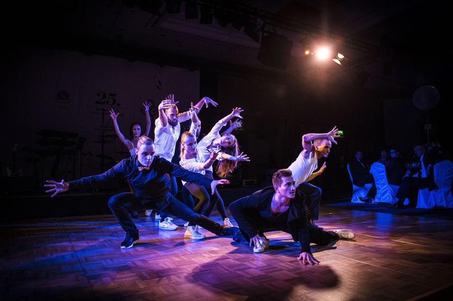 Fusion of Styles: Breakdance trifft Ballett