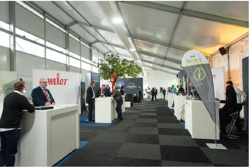Impulse für die Event-branche – INTERTENT2015