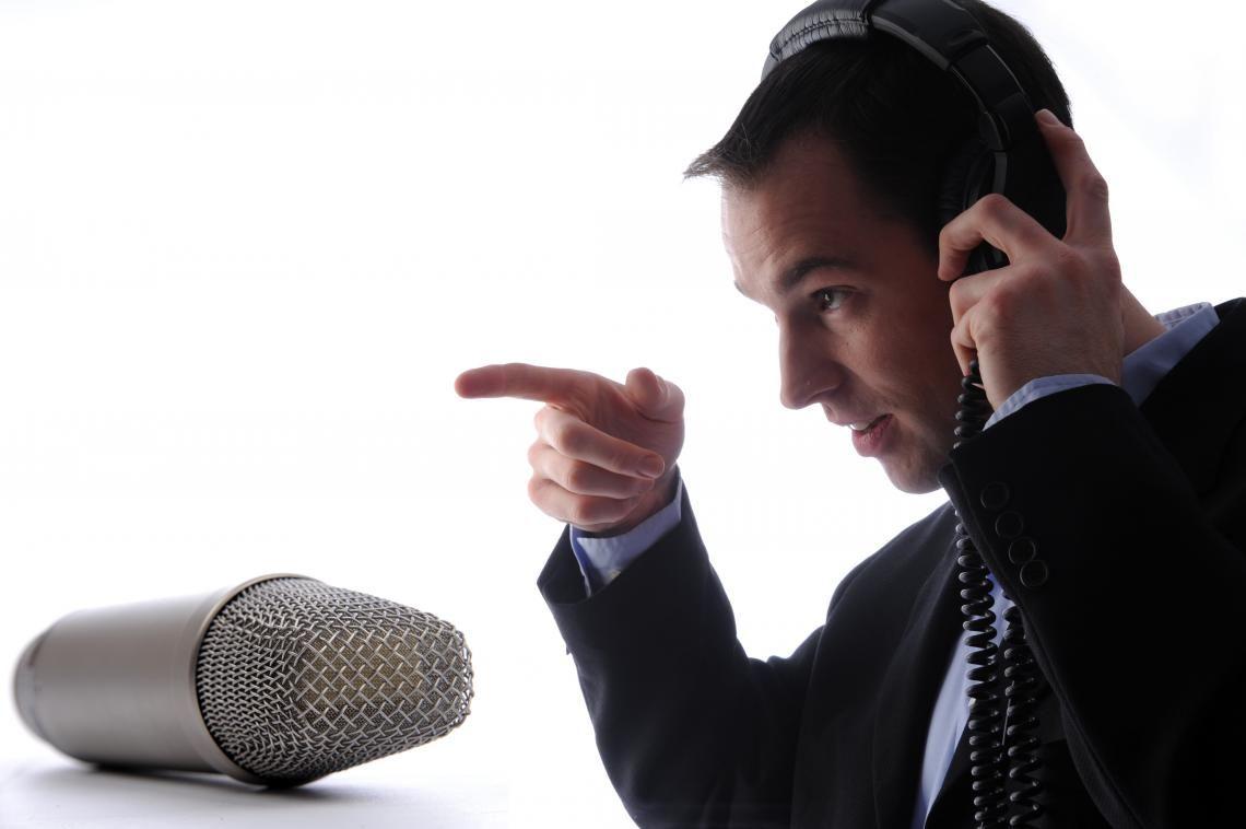 1x1 der Sprecherziehung -verleihen Sie Ihrer Stimme Ausdruck