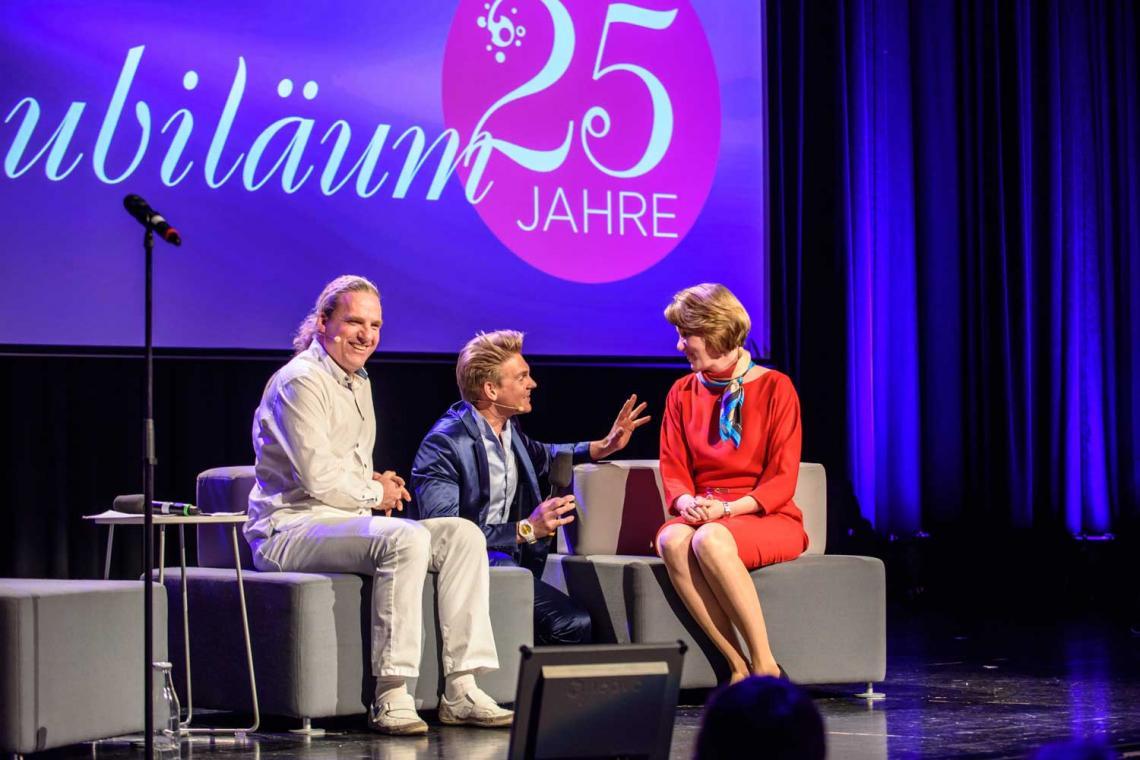 25 Jahre Dirk Denzer 'on Stage'