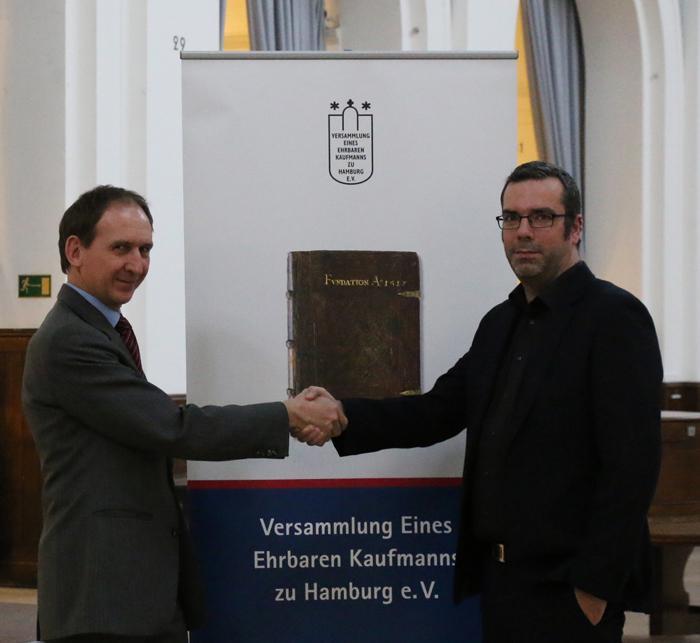 Live Entertainment Experte Stefan Lohmann setzt auf die 500 Jahre alte Tradition des ehrbaren Kaufmanns